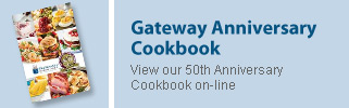 Gateway Anniversary Cookbook