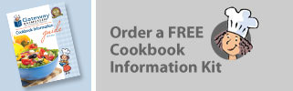 Order a FREE Cookbook Information Kit