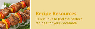 Recipe Resources