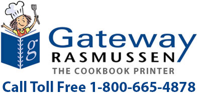 Gateway Rasmussen - The Cookbook Printer
